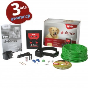 d-fence 101 do 400m pastuch dla psa